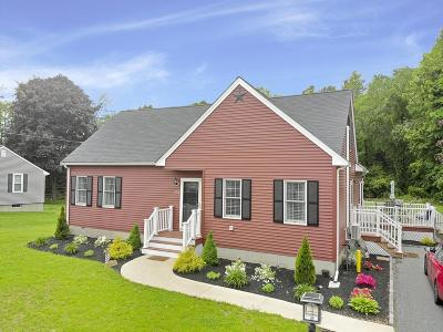 Northborough Single Family Home For Sale: 135 Whitney St