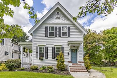 Andover Single Family Home Contingent: 246 Andover St
