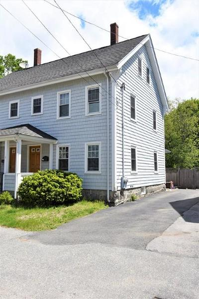 Billerica, Chelmsford, Lowell Condo/Townhouse For Sale: 6 Wilson #-