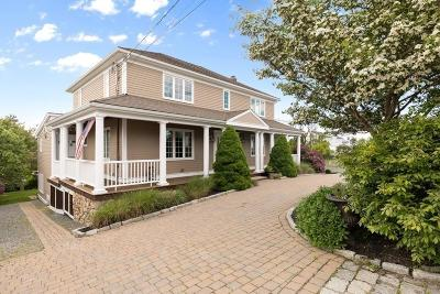 Scituate Single Family Home For Sale: 7 Bassin Lane