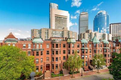 Condo/Townhouse For Sale: 131 St Botolph Street #2