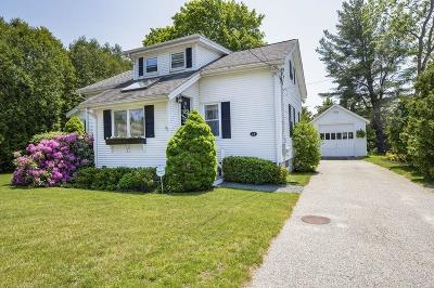 Hingham Single Family Home For Sale: 15 Free Street