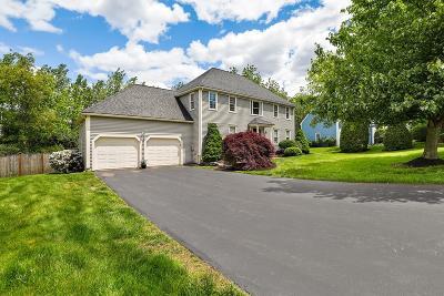 Westborough MA Single Family Home Back On Market: $749,900