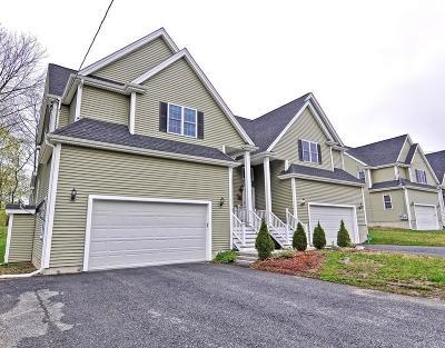 Shrewsbury Single Family Home For Sale: 99 Elm St #99