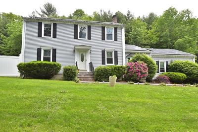 Southborough Single Family Home For Sale: 188 Parkerville Rd