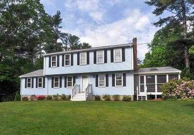 Duxbury Single Family Home For Sale: 120 Buckboard Road