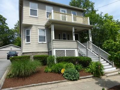 Arlington Condo/Townhouse For Sale: 132 Rawson Road #2