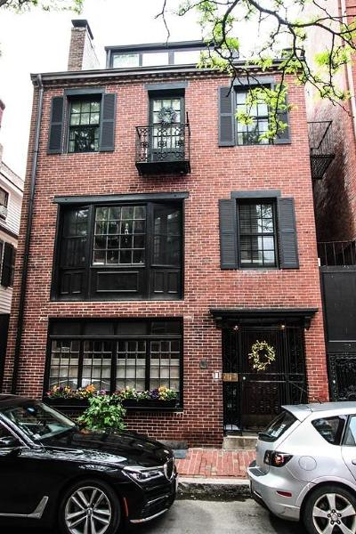 Condo/Townhouse For Sale: 15 Fayette Street #7