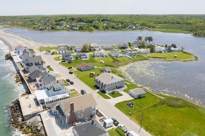 Scituate Single Family Home For Sale: 76 Surfside Rd