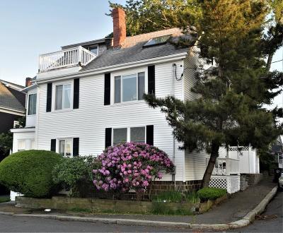 Salem MA Single Family Home For Sale: 1 Shore Ave