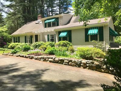 Needham Single Family Home For Sale: 764 Chestnut Street