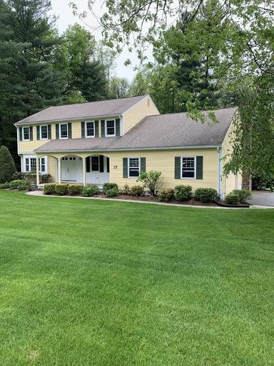 Wilbraham Single Family Home For Sale: 17 Oldwood Rd