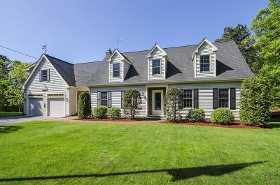 MA-Barnstable County Single Family Home Price Changed: 50 Waterhouse Rd