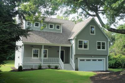 Framingham Single Family Home For Sale: 6 Kings Row Lane