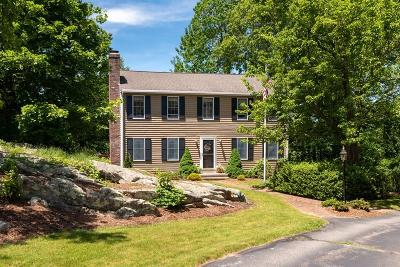 Cohasset MA Single Family Home For Sale: $650,000