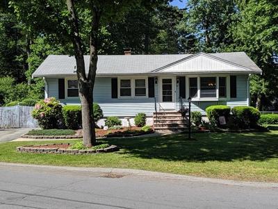 Burlington Single Family Home Price Changed: 13 Nelson