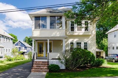 Arlington Condo/Townhouse For Sale: 32 Newport #32