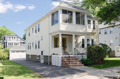 Arlington Condo/Townhouse Under Agreement: 30 Newport #30