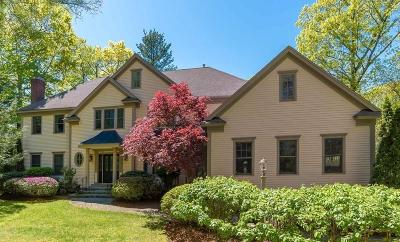 MA-Worcester County Single Family Home For Sale: 94 Sears Road