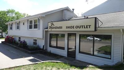 MA-Norfolk County Commercial For Sale: 260 S Main St