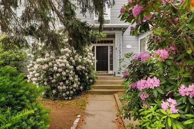 Newton Condo/Townhouse For Sale: 72 Jewett St #2