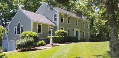 North Andover Single Family Home For Sale: 79 Rocky Brook Road