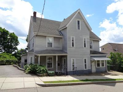 Watertown Multi Family Home For Sale: 238-240 Palfrey St