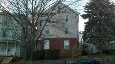 Worcester Multi Family Home For Sale: 31 Vernon Street