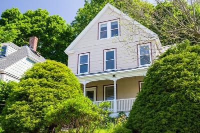 Single Family Home Contingent: 19 Symmes St