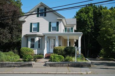 Woburn Single Family Home For Sale: 38 Green St