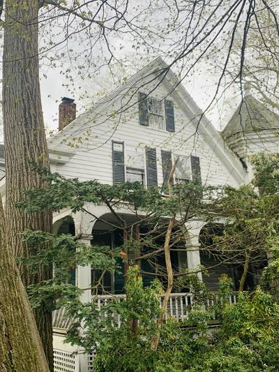 Canton Single Family Home For Sale: 322 Sherman St