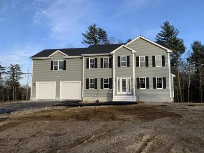 Freetown Single Family Home For Sale: 109 A County Road