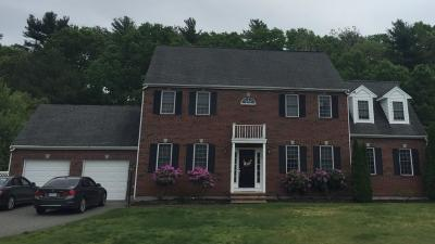 East Bridgewater Single Family Home For Sale: 97 Stonegate Drive
