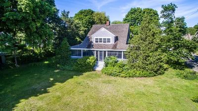 Scituate Single Family Home For Sale: 628 Hatherly Rd
