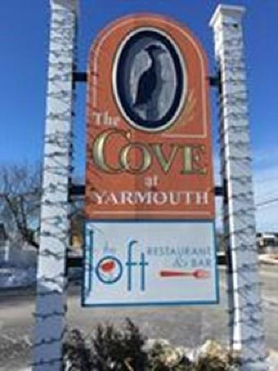 Yarmouth Condo/Townhouse For Sale: 183 Main #160