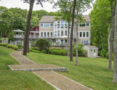Mashpee Single Family Home For Sale: 29 Ockway Bay Road