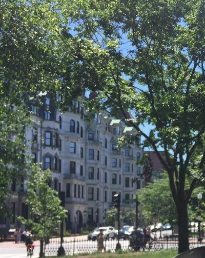 Condo/Townhouse For Sale: 160 Commonwealth Avenue #521