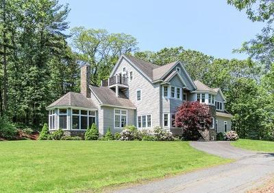 Beverly Single Family Home For Sale: 18 Beaver Pond Road