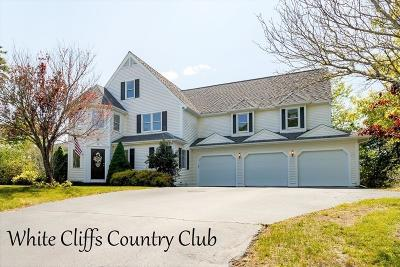 Plymouth Single Family Home For Sale: 3 Bay Cliff Circle