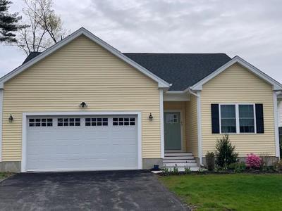 Shrewsbury Single Family Home For Sale: 3 Abby Lane