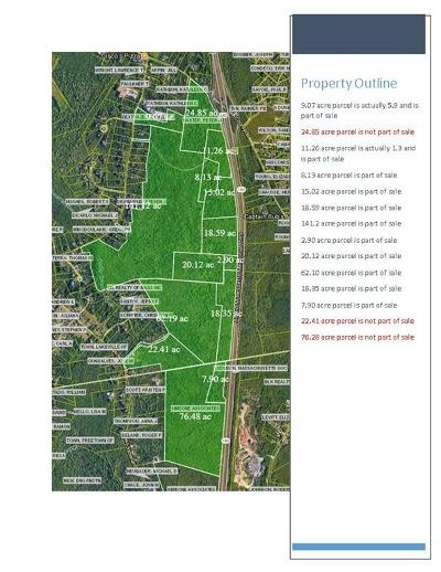 Lakeville Residential Lots & Land For Sale: 37 Freetown Street
