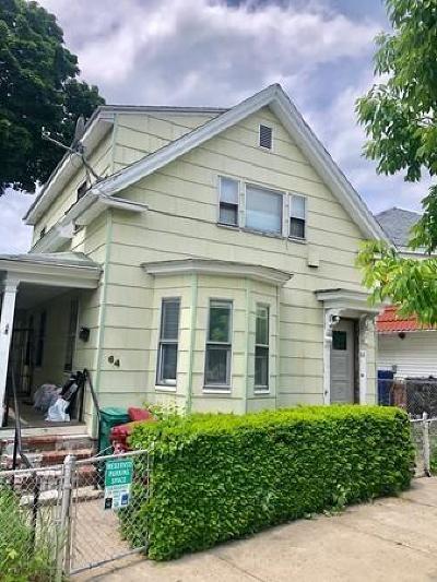 Lowell Single Family Home Under Agreement: 64 Jewett Street