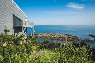 Hull Single Family Home For Sale: 21 Oceanside Drive #21