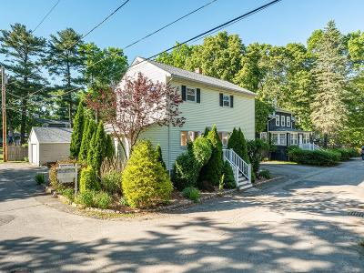 Tewksbury Single Family Home For Sale: 28 Maplewood Ave