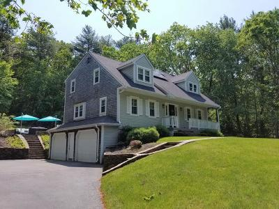 Hingham, Hull, Scituate, Norwell, Hanover, Marshfield, Pembroke, Duxbury, Kingston, Plympton Single Family Home Back On Market: 106 Valley Path