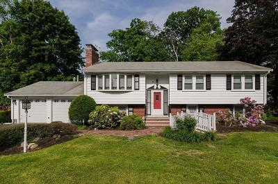 Weymouth Single Family Home Under Agreement: 20 Windsor Rd