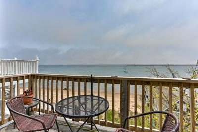 Provincetown Condo/Townhouse For Sale: 441 Commercial St #3