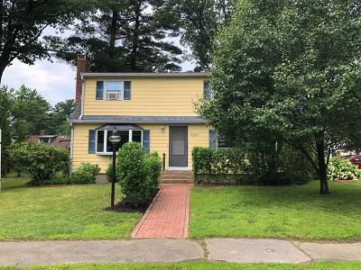 Natick MA Single Family Home Price Changed: $499,900