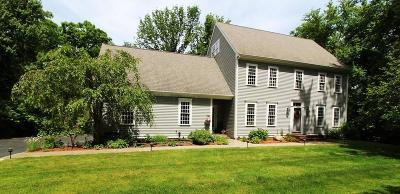 Attleboro Single Family Home For Sale: 61 Wells Ln