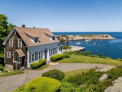 Rockport Single Family Home For Sale: 59-61 Granite Street
